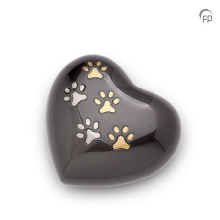 Slate Heart Multi Paws
