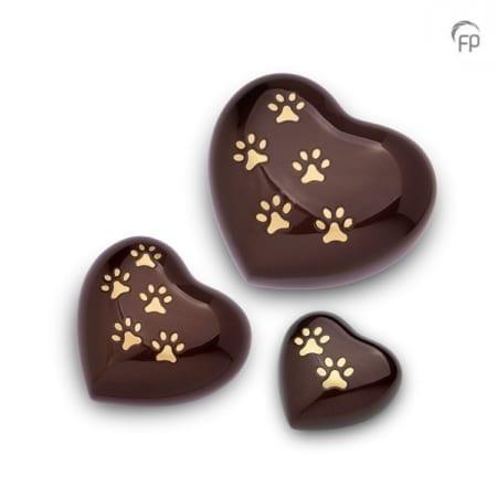 Bronze Hearts