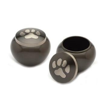 pet urns odyssey single paw